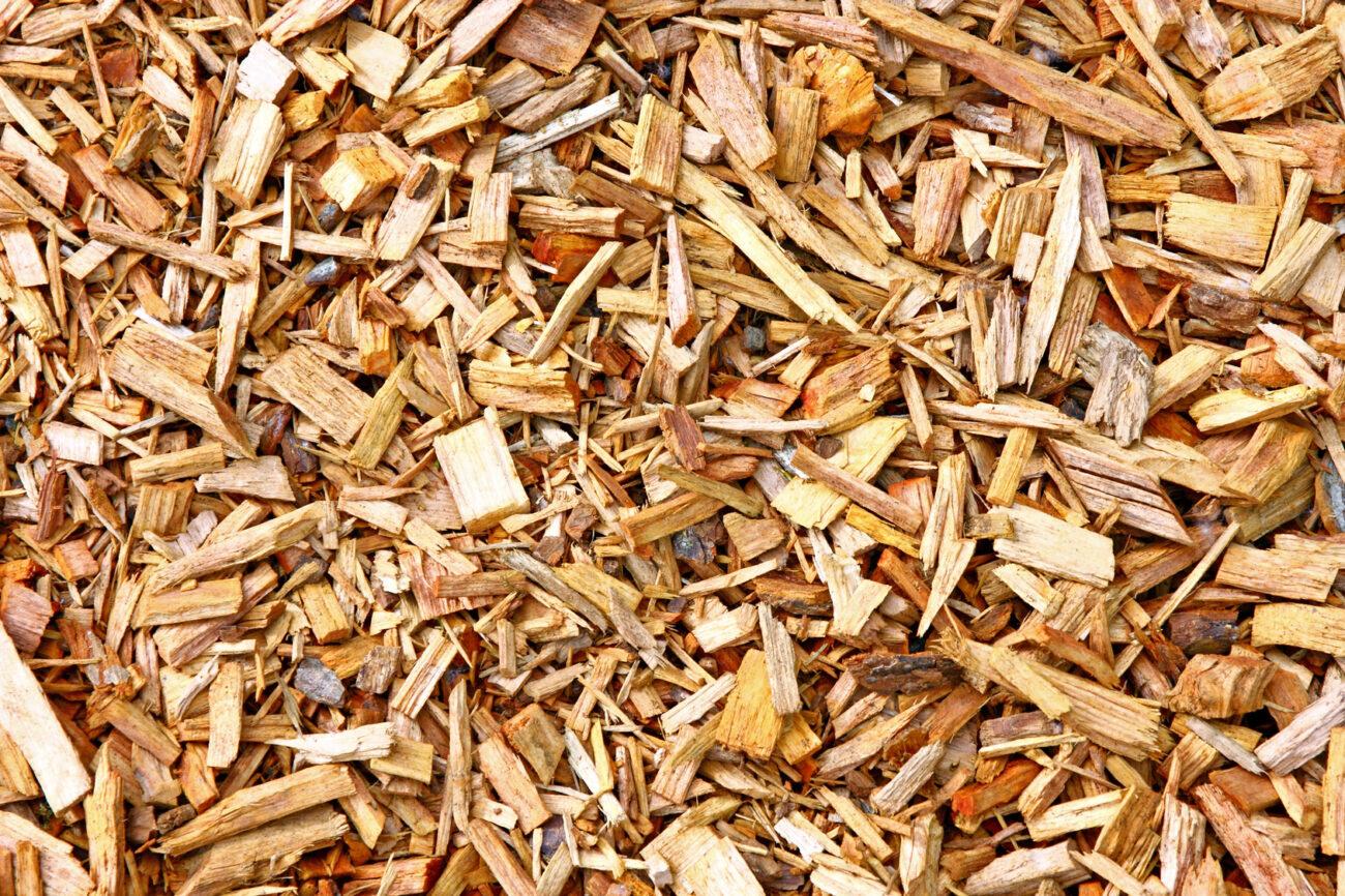 Wärme aus Biomasse